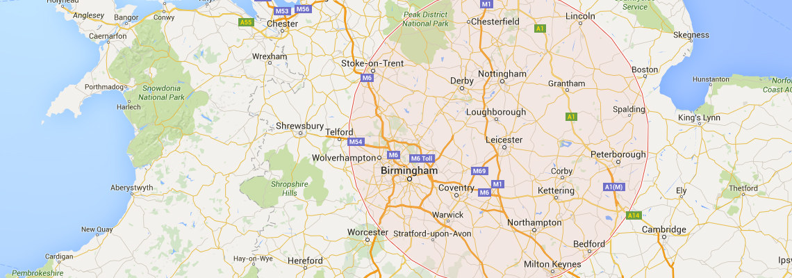 Damp Proofing Services in the Midlands